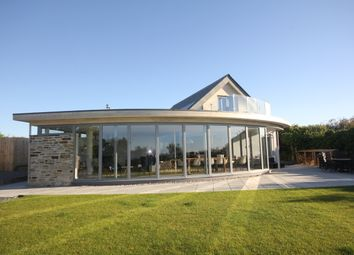 Thumbnail 4 bed detached house for sale in Harlyn Bay Road, Harlyn Bay, Padstow