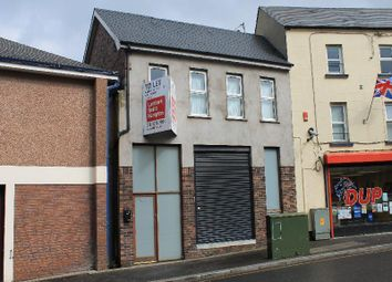 Thumbnail Warehouse to let in 9-11 Thomas Street, Portadown, County Armagh