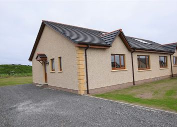 Thumbnail 3 bed semi-detached bungalow for sale in 15 Doocot View, Wick