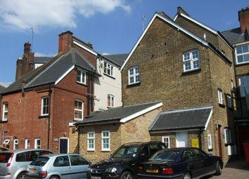 Thumbnail 2 bedroom flat to rent in Chertsey Road, Woking