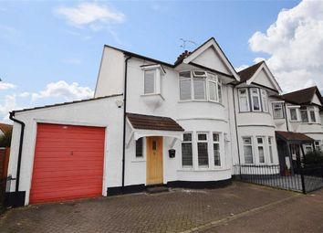 Thumbnail 3 bed end terrace house for sale in Elm Road, Leigh-On-Sea, Essex