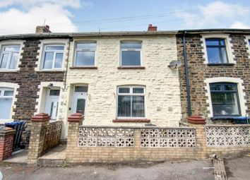 Thumbnail 3 bed terraced house to rent in Aberbeeg Road, Aberbeeg, Abertillery