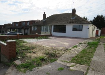 Thumbnail 2 bed semi-detached bungalow for sale in Halewick Lane, Sompting, Lancing