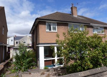 Thumbnail 3 bedroom semi-detached house for sale in Princes Street, Mansfield