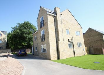 Thumbnail 5 bed detached house for sale in Old Cottage Close, Hipperholme, Halifax