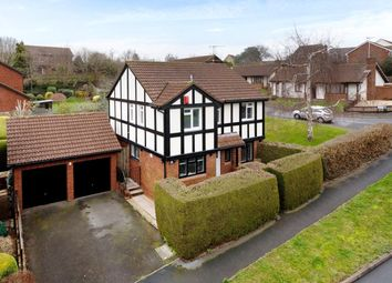 4 bed detached house for sale in Parkland Drive, Exeter EX2