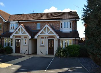 Thumbnail 2 bed town house to rent in 8 Brookhaven Way, Bramley
