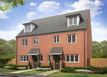 "Thumbnail 4 bed semi-detached house for sale in ""The Leicester "" at Southminster Road, Burnham-On-Crouch"