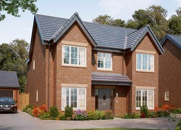 """Thumbnail 4 bed detached house for sale in """"The Tetbury"""" at Woburn Sands Road, Bow Brickhill, Milton Keynes"""