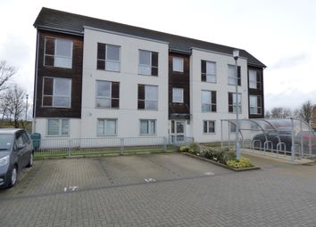 Thumbnail 2 bed flat to rent in Dulcie Close, Greenhithe Kent