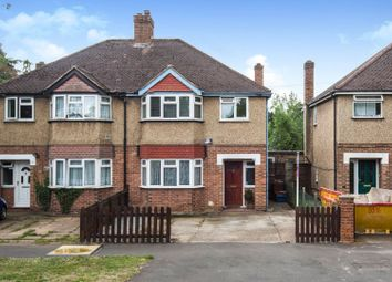 Thumbnail 3 bed semi-detached house for sale in Stanwell Road, Feltham