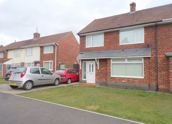 Thumbnail 3 bed semi-detached house for sale in Renvyle Avenue, Stockton-On-Tees