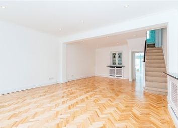 Thumbnail 3 bedroom terraced house to rent in Campden Street, Kensington, London