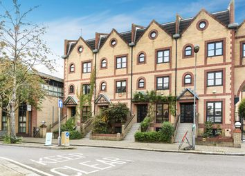 5 bed terraced house for sale in Chancellors Wharf, Crisp Road, London W6