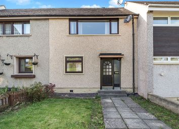 Thumbnail 2 bed terraced house for sale in Cowden Crescent, Dalkeith, Midlothian