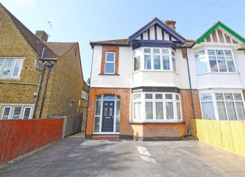 Thumbnail 3 bed semi-detached house for sale in Honiton Road, Southend On Sea, Essex