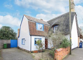 Thumbnail 4 bed detached house for sale in Station Road, Impington, Cambridge