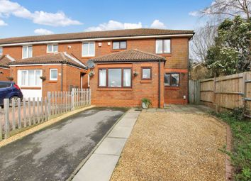 Thumbnail 3 bed property for sale in Lionheart Way, Bursledon, Southampton