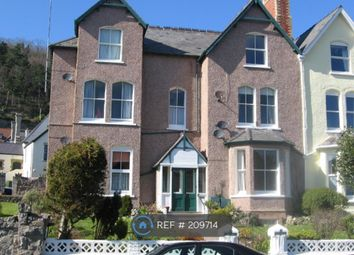 Thumbnail 1 bed flat to rent in Abbey Road, Llandudno