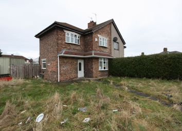 Thumbnail 3 bed semi-detached house for sale in Argyle Road, Grangetown, Middlesbrough
