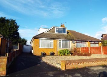Thumbnail 2 bedroom bungalow for sale in Castle Lane, Staining, Blackpool, Lancashire