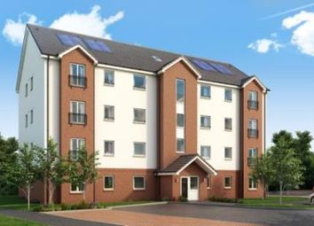 Thumbnail 2 bed flat for sale in Inchinnan Road, Paisley