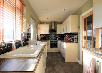 Thumbnail 2 bed semi-detached house for sale in The Crescent, Durham