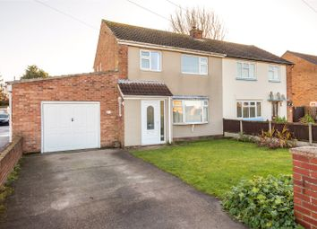 Thumbnail 3 bed semi-detached house for sale in Landing Lane, Riccall, York