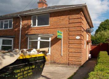 Thumbnail 3 bed property to rent in Trescott Road, Northfield, Birmingham