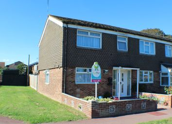 Thumbnail 3 bedroom semi-detached house for sale in Manners Way, Southend-On-Sea, Essex