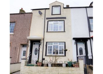 Thumbnail 4 bed terraced house for sale in Ennerdale Road, Cleator Moor