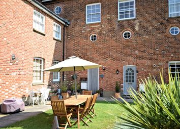 Thumbnail 3 bedroom mews house for sale in St. Georges, Wicklewood, Wymondham