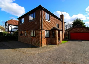 Thumbnail 4 bed detached house for sale in St Edith's Court, Kemsing