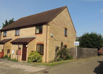 Thumbnail 2 bed semi-detached house to rent in Matilda Gardens, Shenley Church End, Milton Keynes
