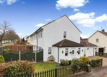 Thumbnail 4 bed semi-detached house for sale in Valley Road, Letchworth Garden City