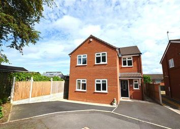 Thumbnail 3 bed detached house for sale in Daleview Drive, Silverdale, Newcastle