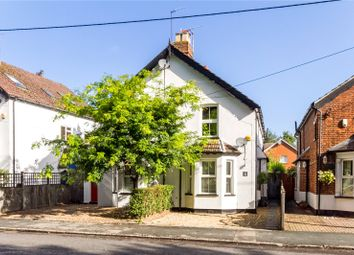 Rothsay Villas, Cores End Road, Bourne End, Buckinghamshire SL8. 4 bed semi-detached house