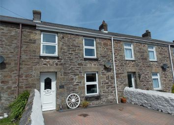 Thumbnail 3 bed terraced house for sale in Post Office Terrace, Carnkie, Redruth