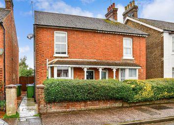 Thumbnail Semi-detached house for sale in Barrington Road, Horsham, West Sussex
