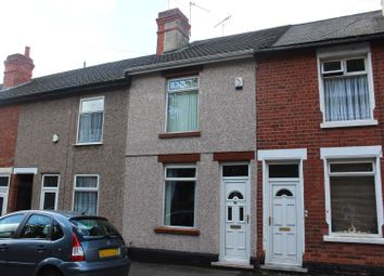 Thumbnail 2 bedroom terraced house for sale in Vernon Road, Kirkby-In-Ashfield, Nottingham