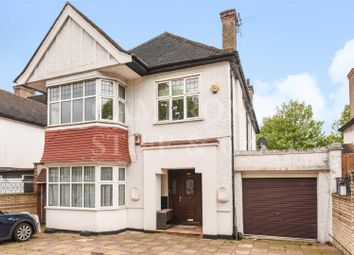 Thumbnail 5 bedroom detached house for sale in The Avenue, London