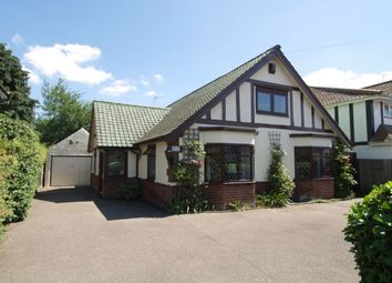 Thumbnail 4 bed detached house for sale in Harvey Lane, Thorpe St. Andrew, Norwich