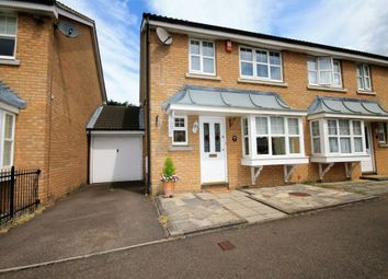 Thumbnail 3 bed semi-detached house for sale in Kershaw Close, Hornchurch