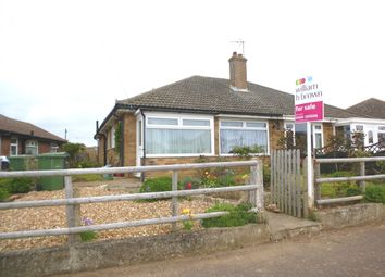 Thumbnail 3 bedroom semi-detached bungalow for sale in Chatsworth Road, Hunstanton