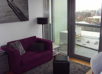 Thumbnail 1 bedroom flat to rent in Abito, Manchester City Centre, Salford, Manchester