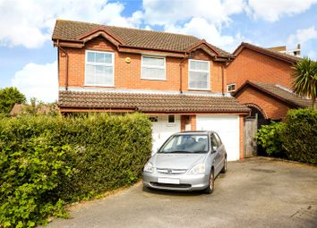 Thumbnail 4 bed detached house for sale in Thorneycroft Close, Walton-On-Thames, Surrey