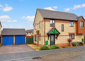 Thumbnail 4 bed detached house for sale in Mulberry Drive, Bicester
