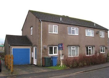 Thumbnail 3 bed semi-detached house to rent in Featherbeck Close, Ingleton, Nr Carnforth