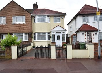 Thumbnail 3 bed semi-detached house for sale in Naseby Road, Dagenham