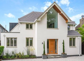 Thumbnail Detached house for sale in Manor Road South, Esher, Surrey
